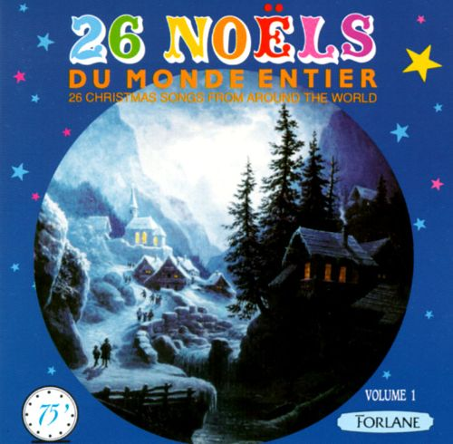 26 Christmas Songs from Around the World, Vol. 1