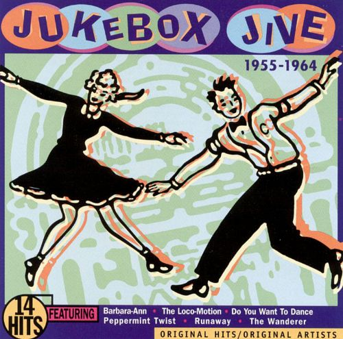 Jukebox Jive: 1955-1964