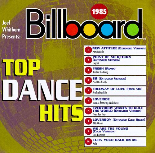 Billboard Top Dance Hits: 1985