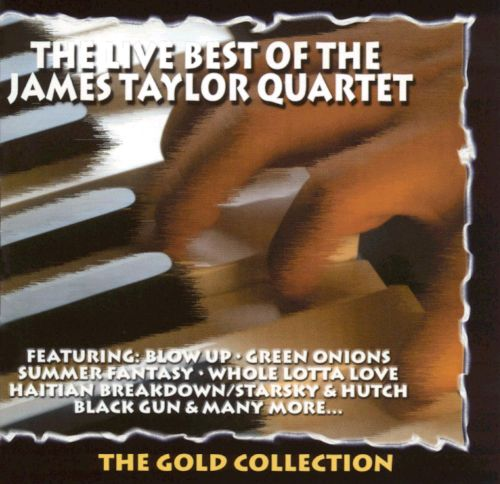 James Taylor Quartet: Live