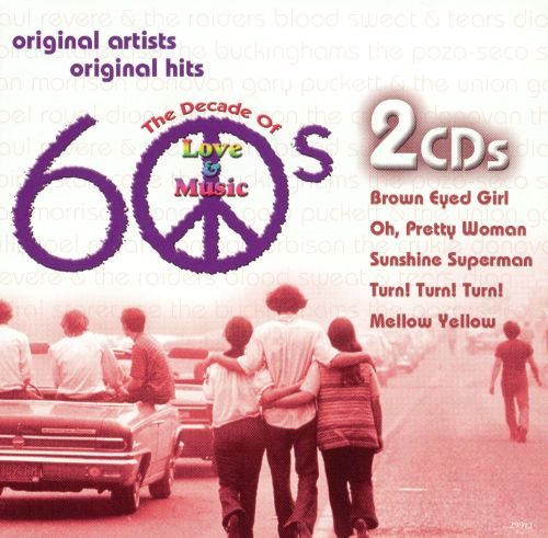 60's the Decade of Love and Music