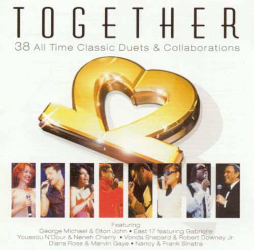 Wedding Songs Duets: Together: 38 All Time Classic Duets & Collaborations