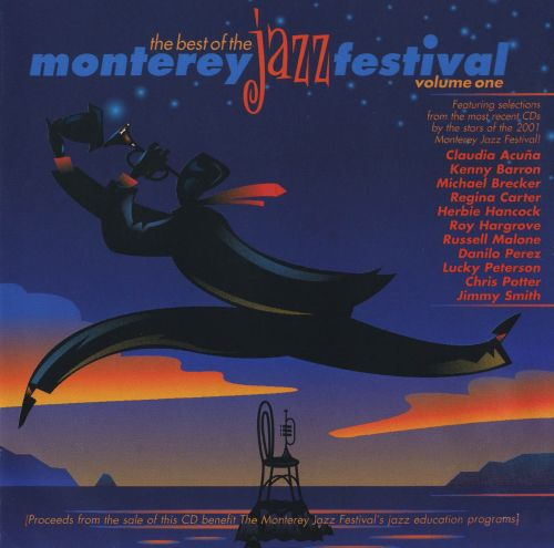The Best of the Monterey Jazz Festival, Vol  1 - Various