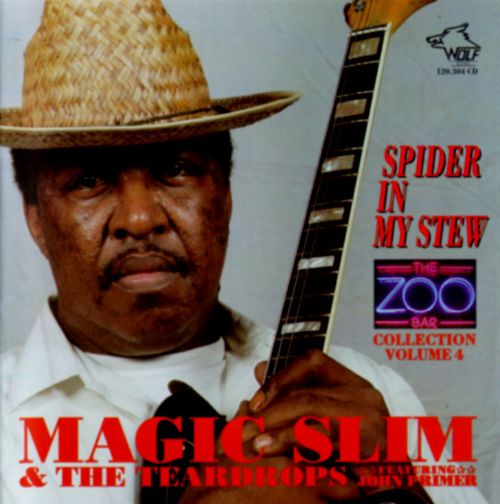 Zoo Bar Collection, Vol. 4: Spider in My Stew