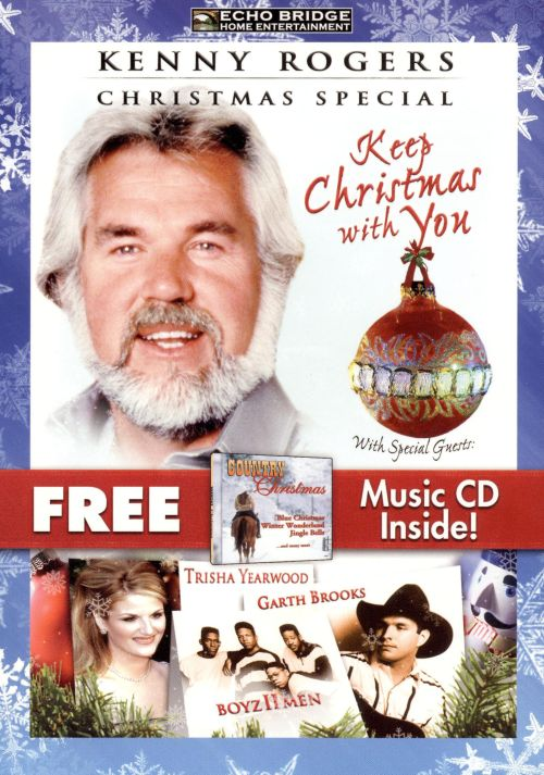 Kenny Rogers Christmas Special [DVD/CD] - Kenny Rogers | Songs ...