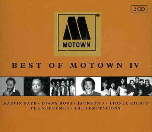 Best of Motown, Vol. 4
