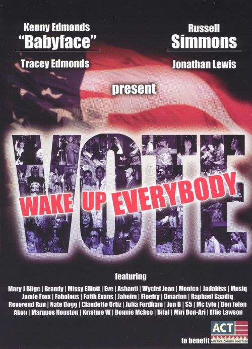 Wake Up Everybody [CD & DVD]