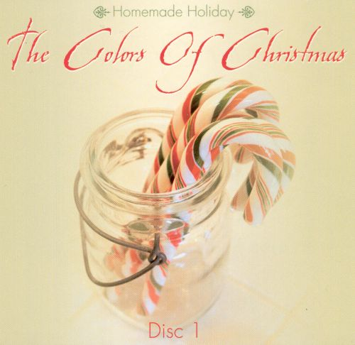 Homemade Holiday: Colors of Christmas [Disc 1]