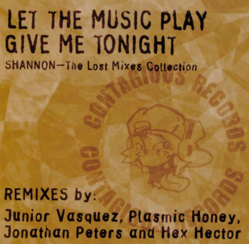 Let the Music Play/Give Me Tonight