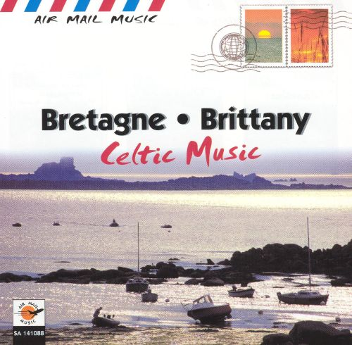 Air Mail Music: Brittany - Celtic Music