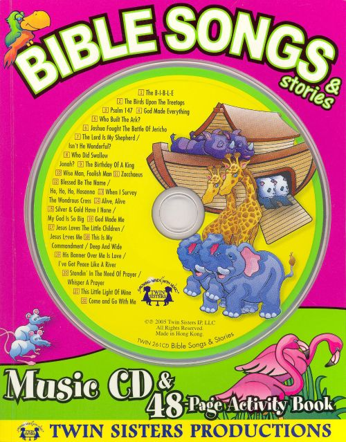 Bible Songs & Stories