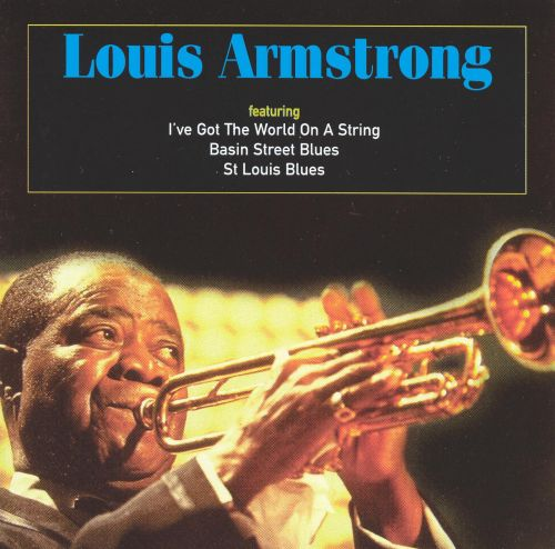 Louis Armstrong [Time Music]