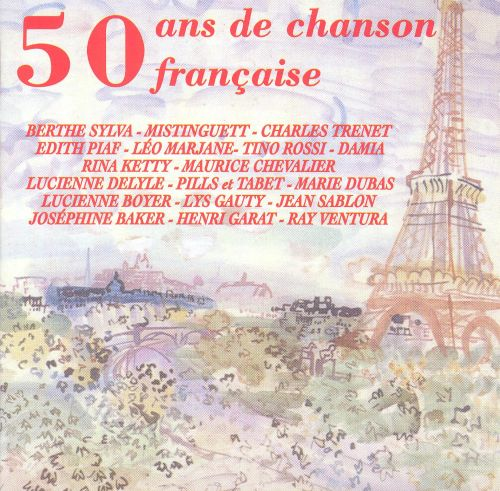 50 Years of French Song