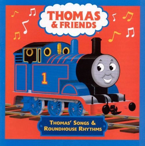 Thomas The Tank Engine And Friends: Thomas' Songs And