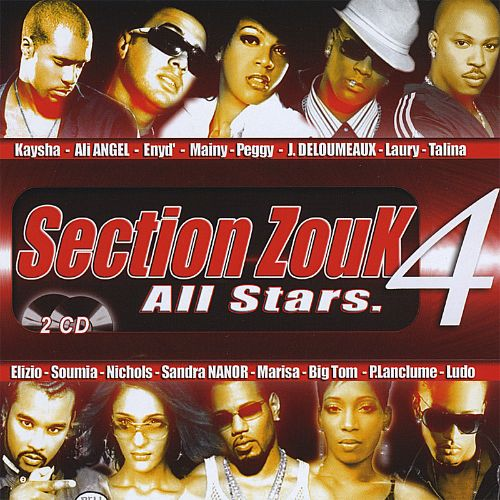 Section Zouk All Stars, Vol. 4