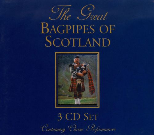 Great Bagpipes of Scotland