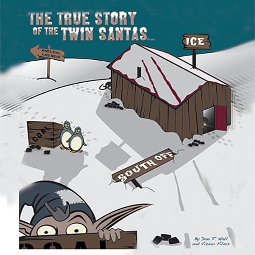 The True Story of the Twin Santas