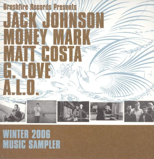 Brushfire Records Winter 2006 Sampler [Best Buy Exclusive]