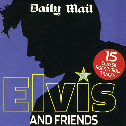 Elvis and Friends [Daily Mail]