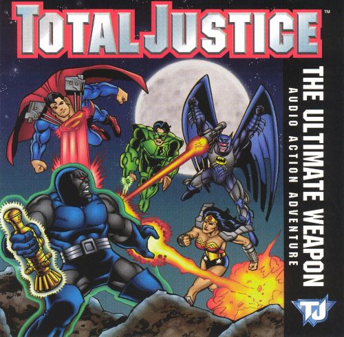 Total Justice - The Ultimate Weapon: Action Adventure