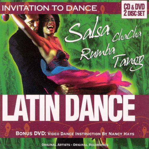 Invitation to Dance: Latin Dance [BCI]