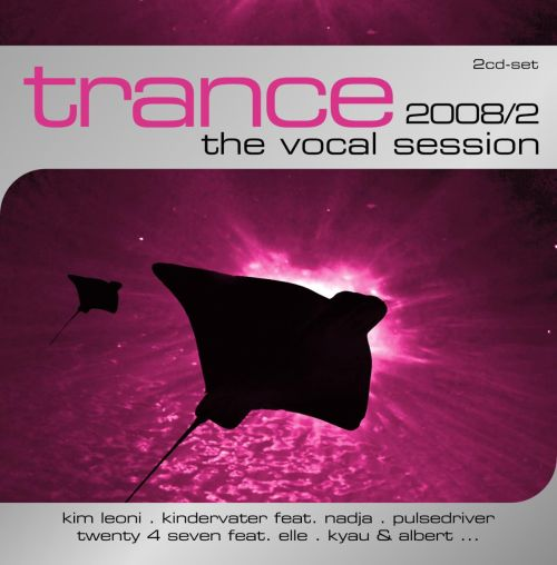 Trance: The Vocal Session 2008/2