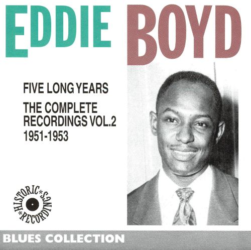 Five Long Years - The Complete Recordings, Vol. 2: 1951-1953