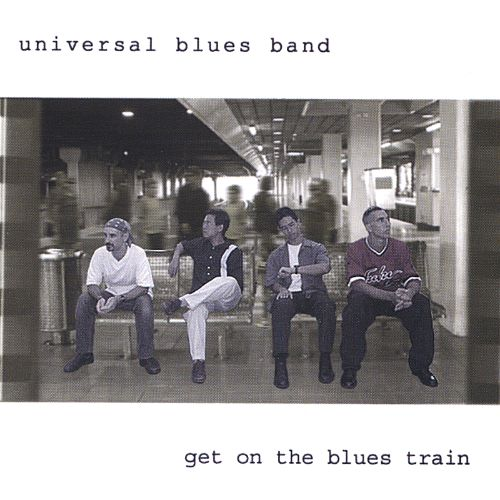 Get on the Blues Train
