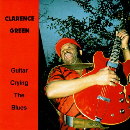 Guitar Crying the Blues