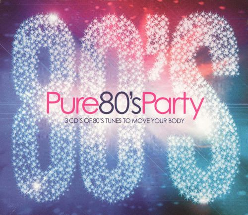 Pure 80's Party