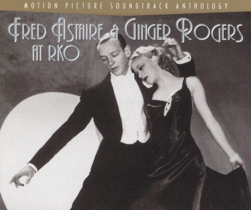 Fred Astaire & Ginger Rogers at RKO