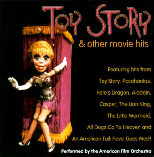 Toy Story & Other Movie Hits