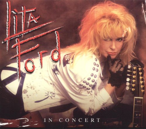 In Concert - Lita Ford  Songs, Reviews, Credits  Allmusic-5051