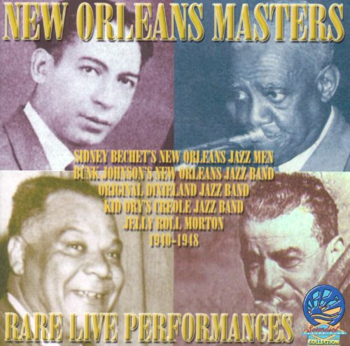 New Orleans Masters [Sounds of Yesteryear]