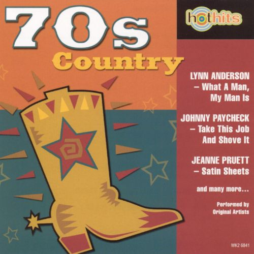 Seventies Country, Vol. 1