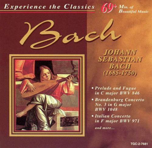 Experience the Classics: Bach