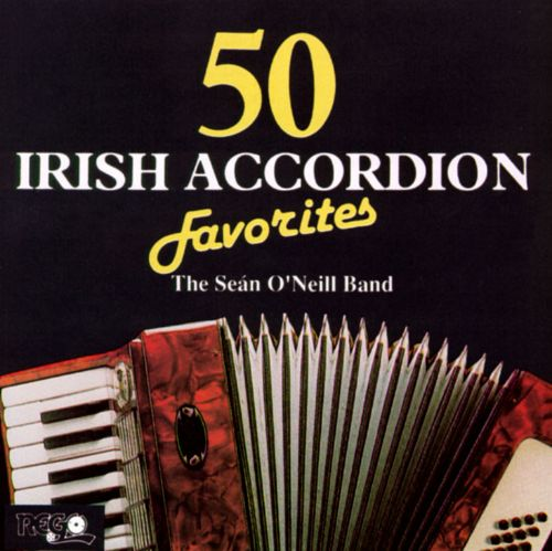 50 Irish Accordion Favorites