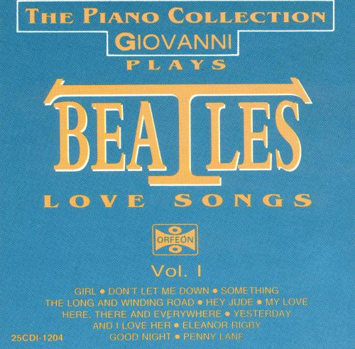 Plays Beatles Love Songs, Vol. 1