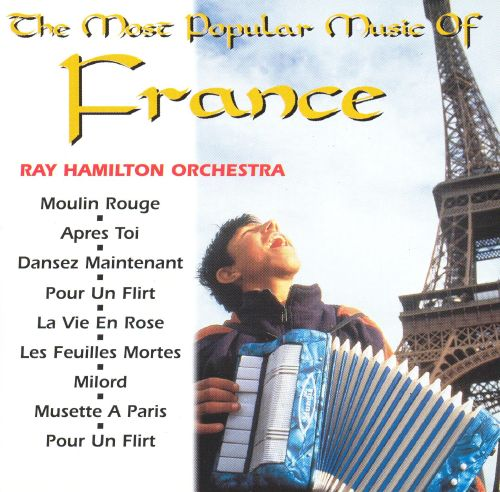 The Most Popular Music of France