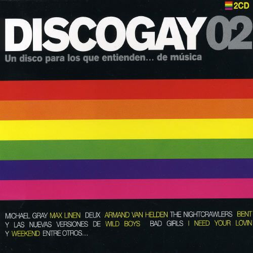 Disco Gay, Vol. 2