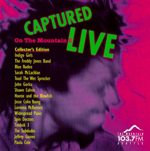 Captured Live on Mountain Stage, Vol. 2
