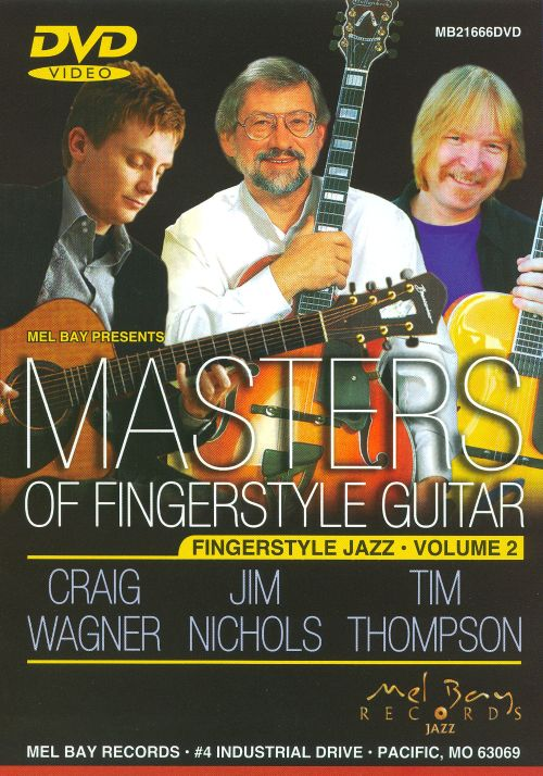Masters of Fingerstyle Guitar: Fingerstyle Jazz, Vol. 2