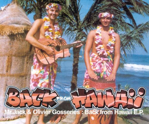 Back from Hawaii EP