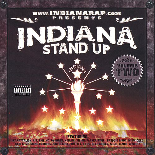 Indiana Stand Up, Vol. 2