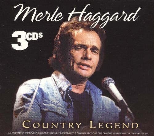 Country Legend [3 Disc]