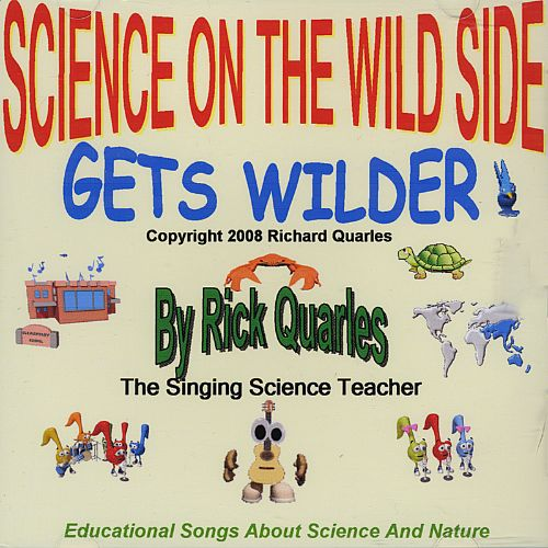 Science on the Wild Side Gets Wilder
