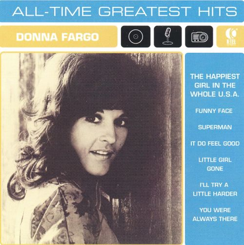 Donna Fargo: All-Time Greatest Hits