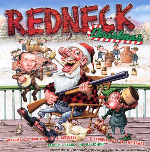 Redneck Christmas - Front Porch Jam Band  Songs, Reviews -1874