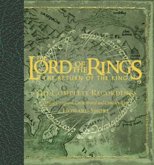 The Lord of the Rings: The Return of the King - The Complete Recordings