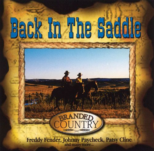 Branded Country: Back in the Saddle